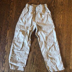Boys Columbia hiking pants / 4T-5T